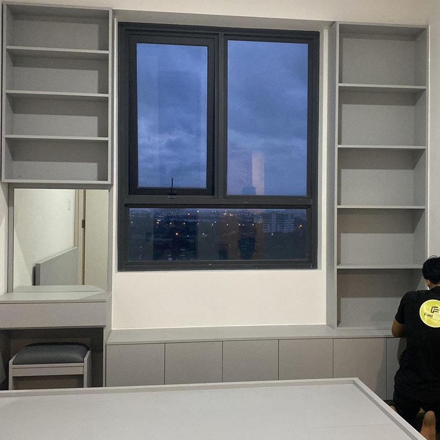 Nội thất phòng ngủ đẹp cùng Funismart
