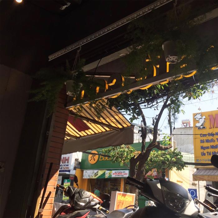 Ảnh thực thế gianphoithongminh Nhật Bản model mới lắp tại cafe f5cafe.com
