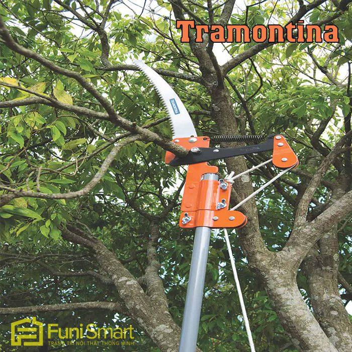 Cưa cắt cành trên cao Tramontina chính hãng phân phối bở Funismart