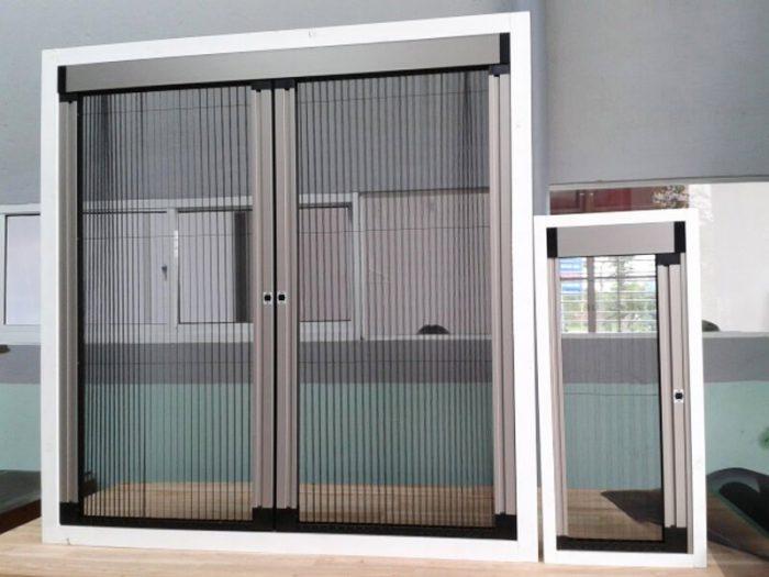 Cửa lưới chống muỗi giá rẻ FNCL02