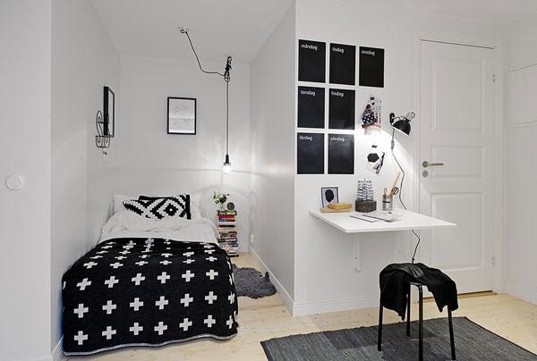 Đèn đọc sách treo đầu giường đơn nhỏ