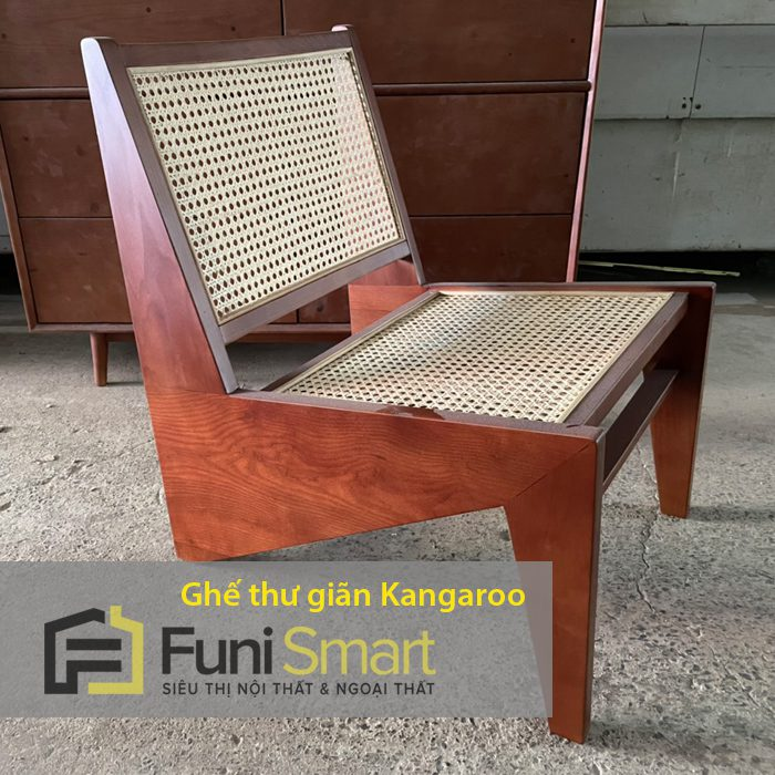 Ghế thư giãn Kangaroo ghế gỗ Kangaroo