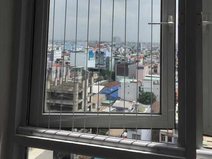 Lưới an toàn cửa sổ chung cư FNLAT01