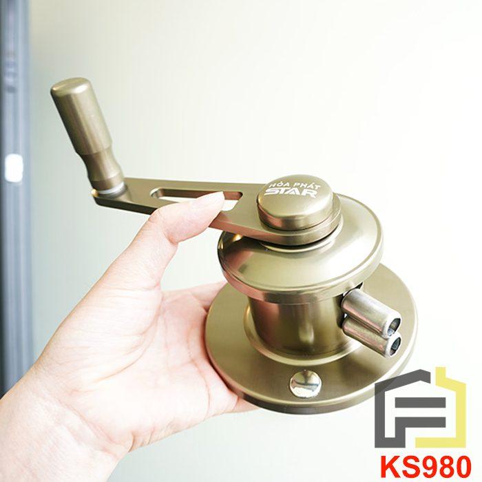 Sào phơi đồ thông minh cao cấp KS980