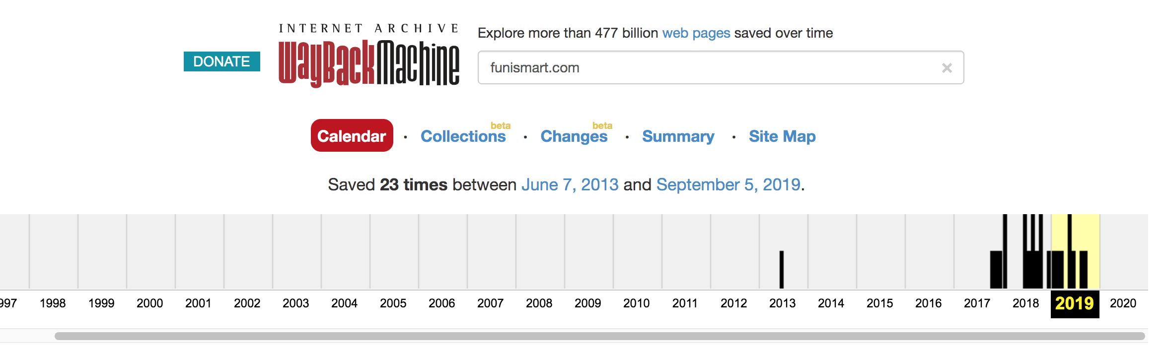 Thời gian công ty website funismart hoạt động từ 2017 đến nay