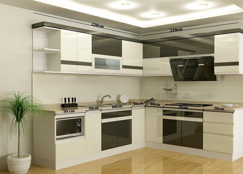 Tùy chọn mẫu tủ bếp cho từng kiểu thiết kế căn bếp của bạn